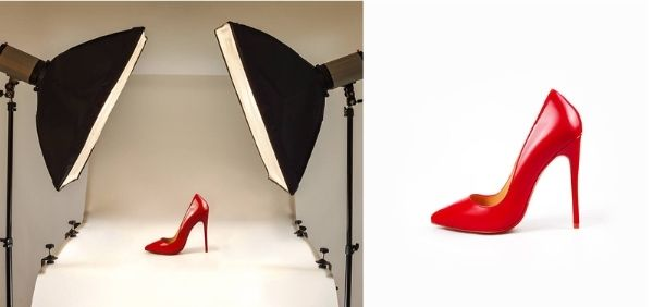 ecommerce product photo editing service
